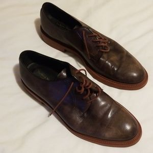 Men's To Boot lace-up shoes